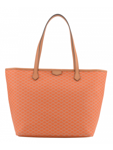 Waves | Moyen cabas orange