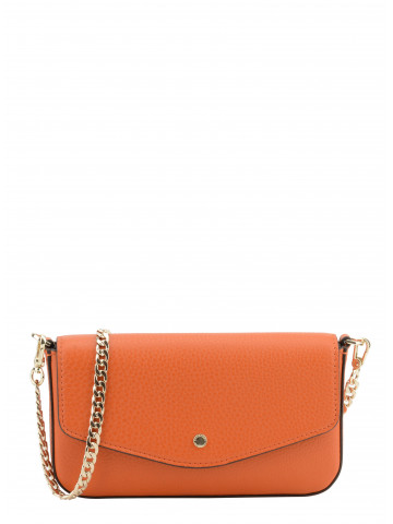 Club | Sac pochette orange