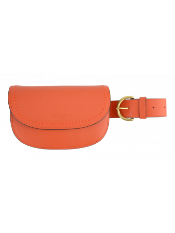 Capucine | Sac banane orange