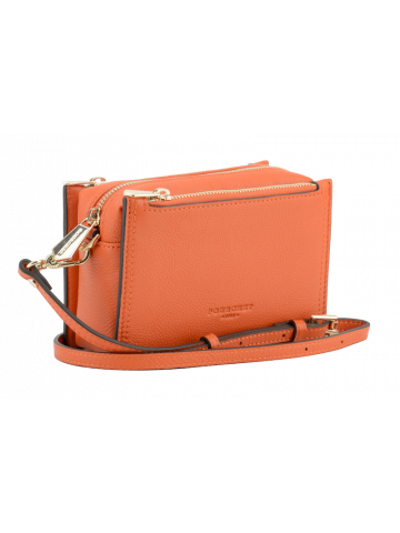 Alesia | Petit trotteur orange
