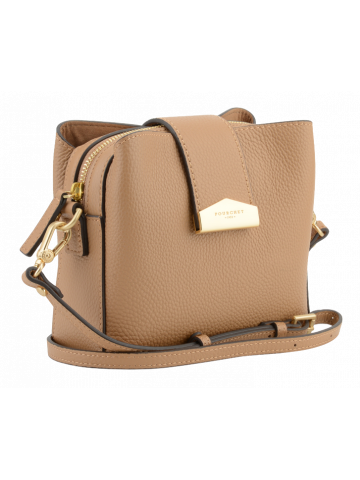 Cavalcade | Camel flap bag